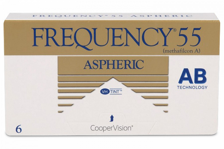 Frequency 55 Aspheric (6 ks)
