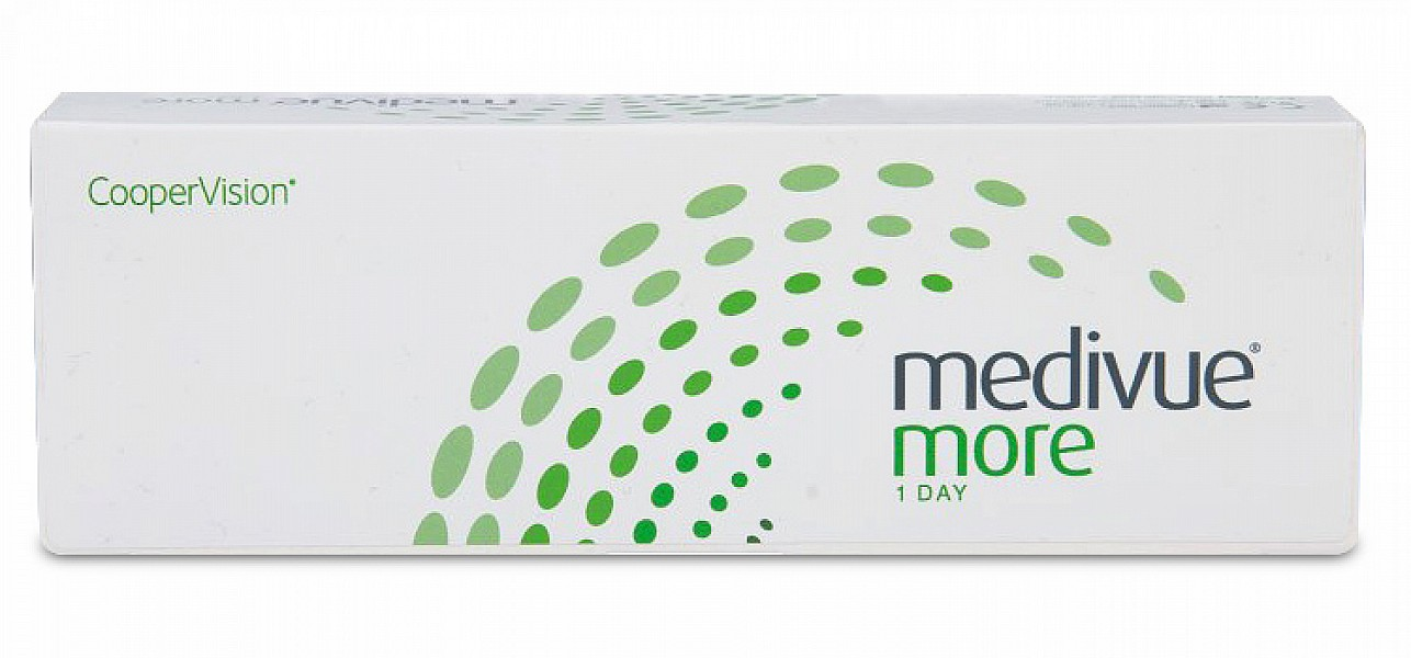 Medivue More 1 Day (30 ks)