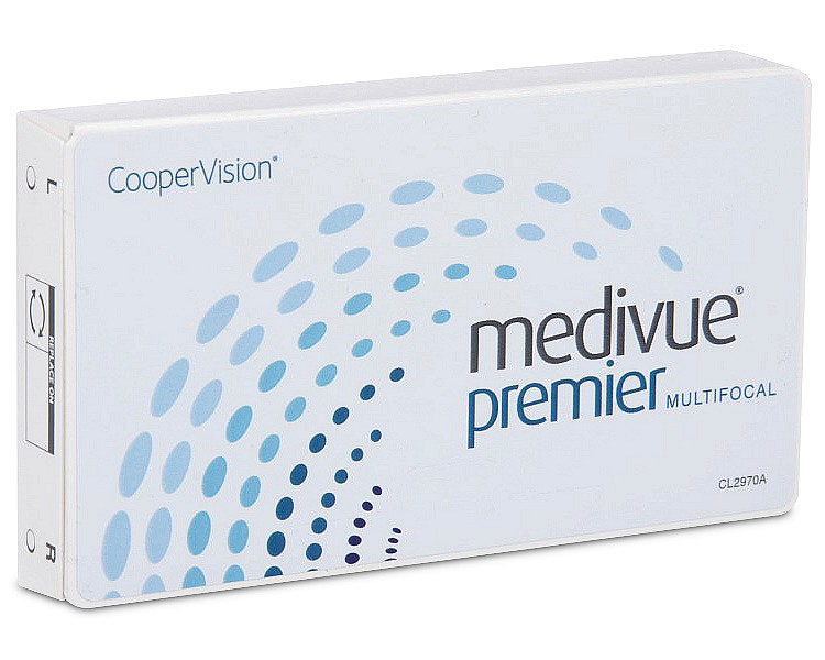 Medivue Premier Multifocal (6 ks)