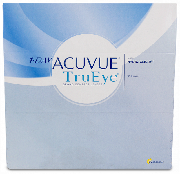 Acuvue 1-Day TruEye (90 ks)