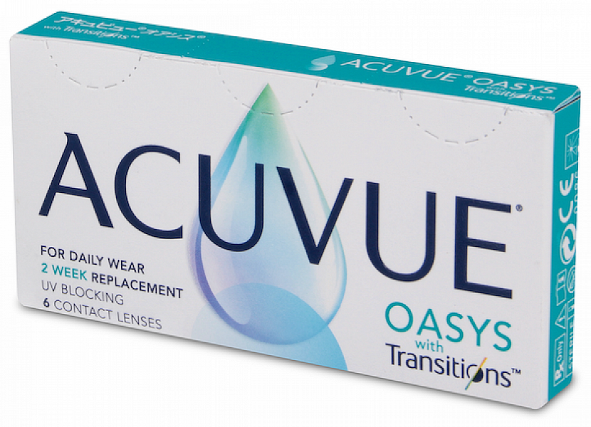 Acuvue Oasys With Transitions (6 ks)
